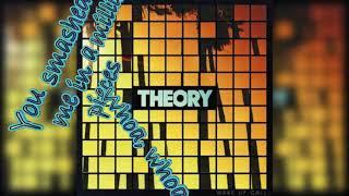 Glass Jaw By: Theory of a Deadman - Lyrics