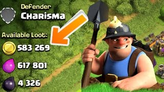 HOW TO FARM WITH MINERS in Clash of Clans! | TH10 - 11 Farming Strategy |