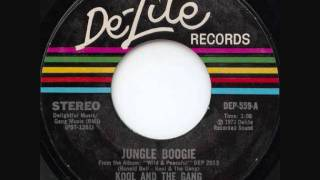 Kool & The Gang - Jungle Boogie (Extended Jungle Jazz Edit)
