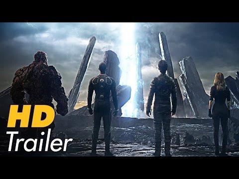 FANTASTIC FOUR Trailer German Deutsch [2015]