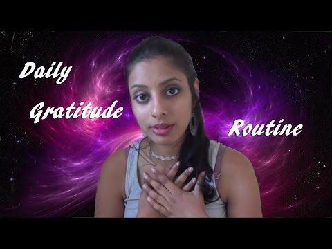 Daily Gratitude Practice!