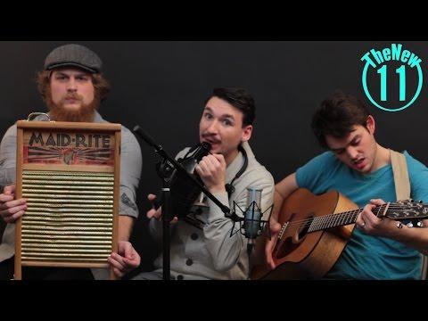 Play Those Jug Tunes! - TheNew11 - Jug, Washboard, Harmonica, and Guitar Jam