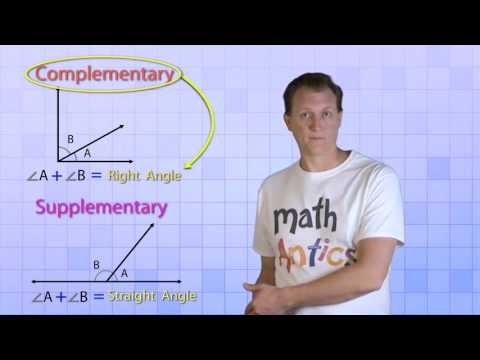 Math Antics  Angle Basics