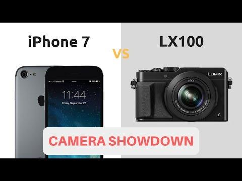 Camera Showdown: iPhone 7 vs Advanced Compact | How Far Have Smartphone Cameras Come?