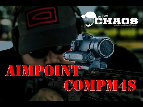 Aimpoint CompM4S - Battle Proven, Chaos Approved!