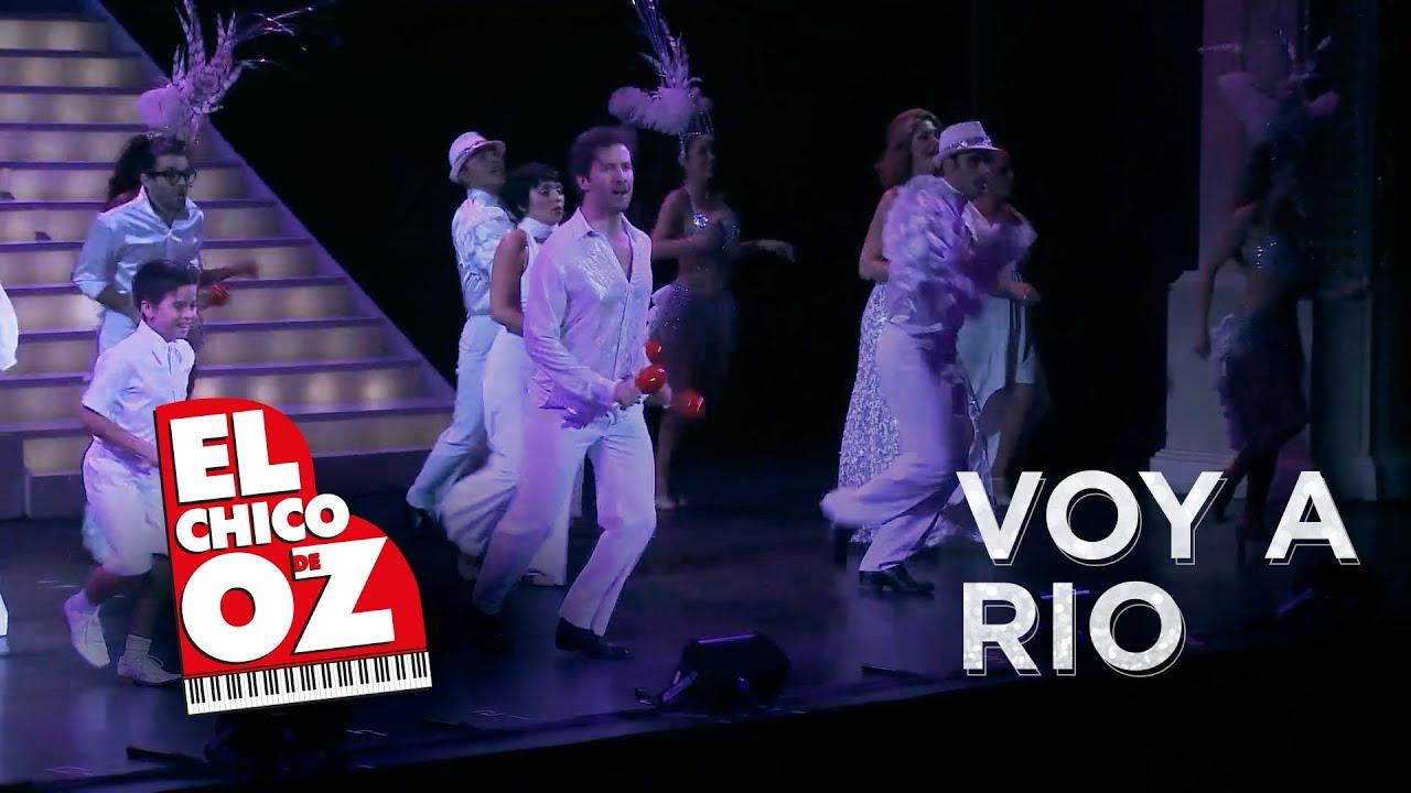 Download EL CHICO DE OZ (The boy from OZ) | Voy a Rio ( I go to Rio)