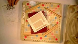 Deluxe Edition Scrabble Game (unplayed) SOLD on eBay