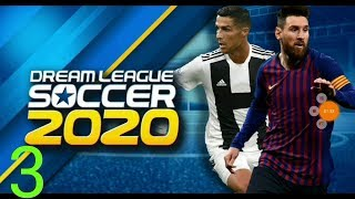 Dream League Soccer 2020 DLS 20 Android HD gameplay part 3
