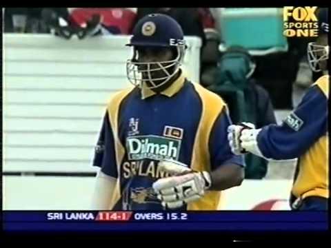 Sanath Jayasuriya 112 vs England 2002