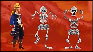 Monkey Island 2: LeChuck's Revenge - The Bone Song