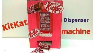 How to make KitKat Chocolate Machine