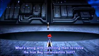 Metal Fight Beyblade vs The Sun - Sol Blaze, the Scorching-hot Invader [English subbed]