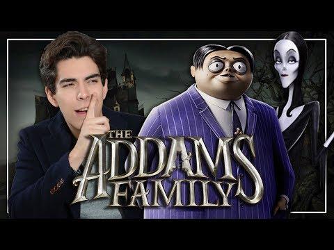 La Famille Addams / Bande-annonce officielle VOST [Au cinéma le 4 décembre] from YouTube · Duration:  2 minutes 36 seconds