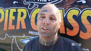 Lords of Dogtown star Jay Adams at Huntington Beach Vans Pier Classic