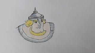 Учимся рисовать Добрыня Никитич Три богатыря(Учимся рисовать Добрыня Никитич Три богатыря., 2016-02-26T04:00:00.000Z)