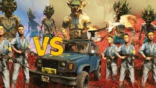 Repeat youtube video Far Cry 4 - Shangri La VS Golden Path - AI Battle