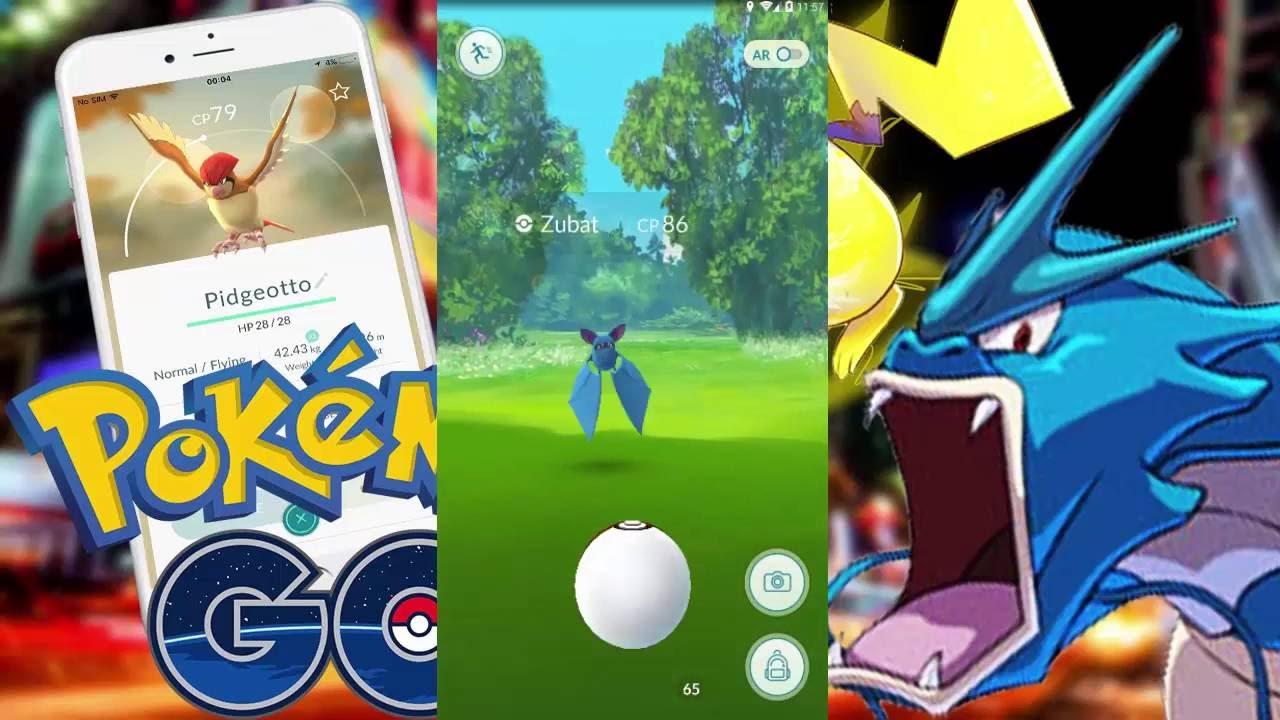 Hướng dẫn chi tiết chơi Pokemon Go
