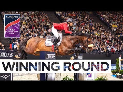 Beezie Madden is the new Jumping Champion 2018! | Longines FEI World Cup™ Jumping