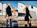 DIRECT Light Fashion Photoshoot + Make your model appear TALLER Tips!