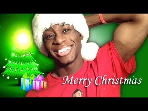 Black People Christmas Pictures.How Black White People Celebrate Xmas