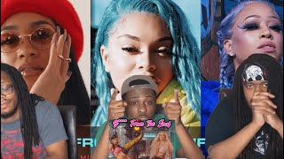 Mulatto - Bitch From Da Souf (Remix) (Official Video) ft. Saweetie & Trina Reaction!!!