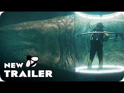 THE MEG Swim Faster Spot & Trailer (2018)