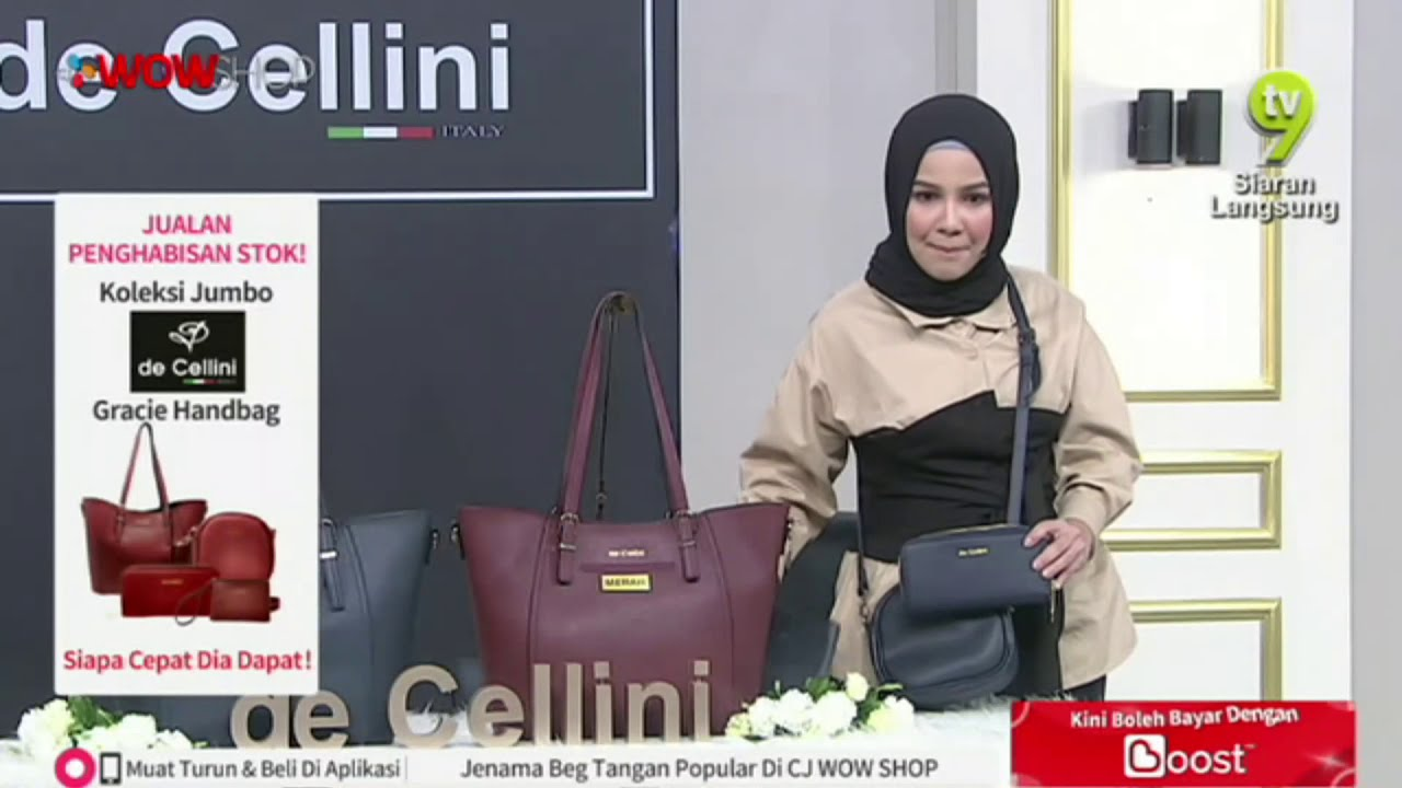 De Cellini Gracie Handbag 17 Oct 2020