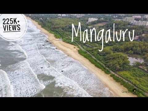 Mangalore | Mangalore City | Mangaluru | Aerial View | Mangalore City Tour | Coastal Karnataka | 4K