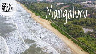 Mangalore   Mangalore City   Mangaluru   Aerial View   Mangalore City Tour   Coastal Karnataka   4K