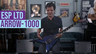 ESP LTD Arrow-1000 Demo