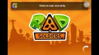 Rad Soldiers #1 Tutorial