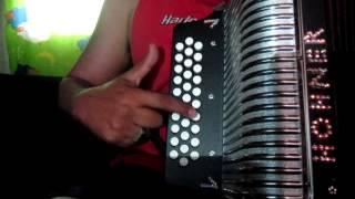 los invasores de nuevo leon eslabon por eslabon instruccional tutorial acordeon de botones gcf/sol