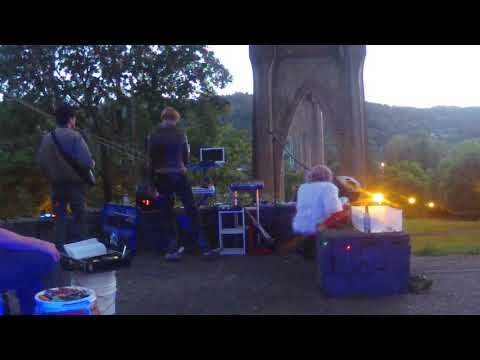 the Band with No Name CATHEDRAL PARK Improvisation #1  5-30-18 part 1
