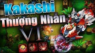 Bang Bang trên zing me - Kakashi Thượng Nhẫn VI xếp hạng