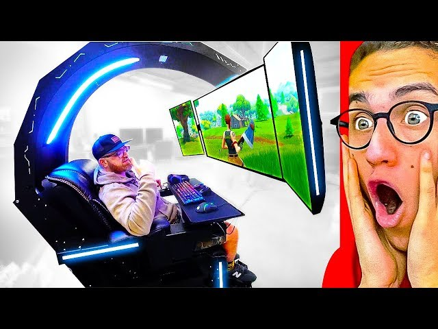 Reacting To WORLDS MOST EXPENSIVE GAMING SETUPS EVER MADE!