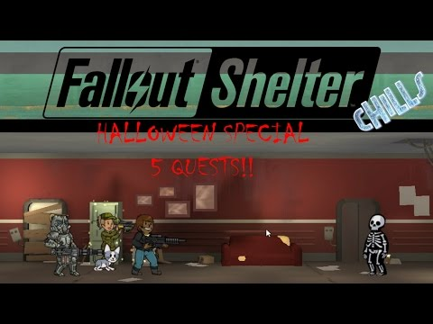 Fallout Shelter Halloween Special