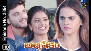 Abhishekam | 15th October 2019  | Full Episode No 3354 | ETV Telugu