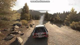Hardcore Damage for Dirt Rally - Lancia Delta S4