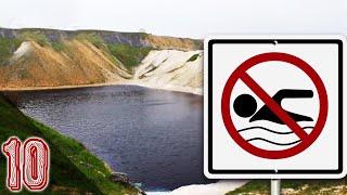 20 Luoghi In Cui NON Dovresti ASSOLUTAMENTE MAI Nuotare