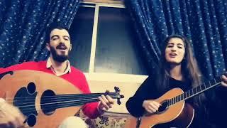 شلون انام الليل - عيون السواهي || غسان & انجل