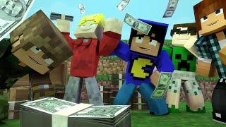 Minecraft: COMO FICAR MILIONÁRIO! (Authentic, TazerCraft, Jv)