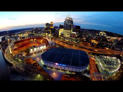 Beautiful Cincinnati, Ohio