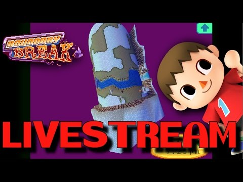 Boundary Break: Animal Crossing Wild World Livestream