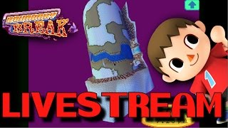 Boundary Break: Animal Crossing Wild World Livestream