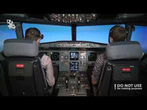 Get TR'ed – Airbus A320 FFS type rating training (lesson 2, part 2) - Baltic Aviation Academy