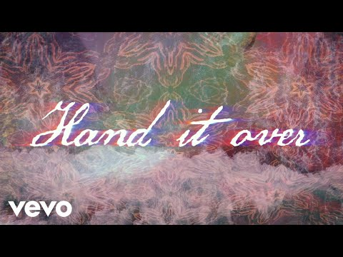 MGMT - Hand It Over (Lyric Video)