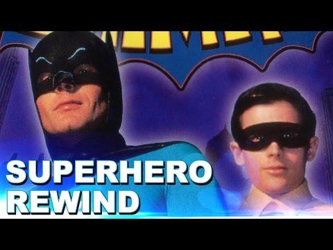 Superhero Rewind: Batman (1966) Review