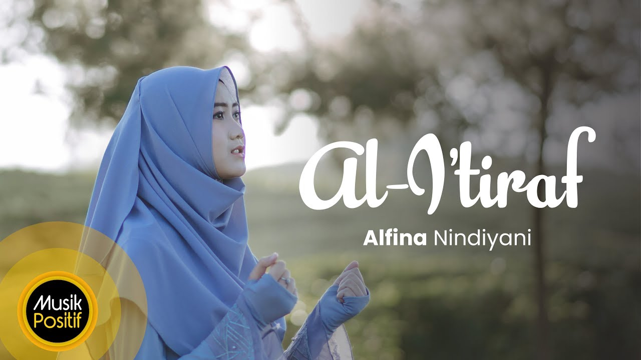 Download Alfina Nindiyani - Al'Itiraf (Cover Music Video)
