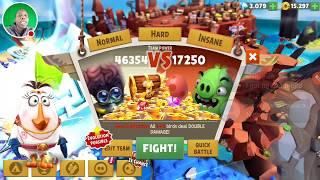 Team Reviews - Angry Birds Evolution