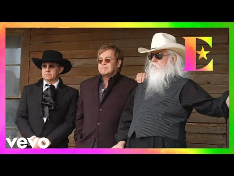Elton John, Leon Russell - The Union (Making Of)